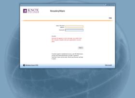 evaluation.knox.edu