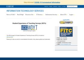 evaluations.ucsc.edu