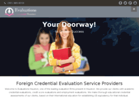 evaluationshouston.com