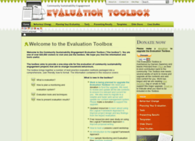 evaluationtoolbox.net.au