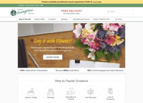 evangelineflowers.com