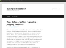 evangelineselden2013.blog.com