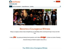 evangelism.intervarsity.org