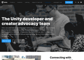 evangelism.unity3d.com