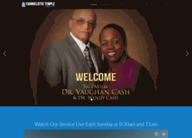 evangelistictemple.org
