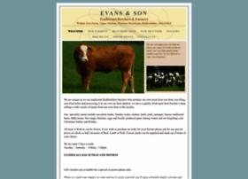 evansbutchers.co.uk
