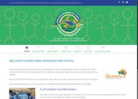 evansheadwoodburnpreschool.com.au