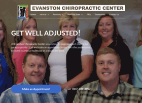 evanstonchiropracticcenter.com