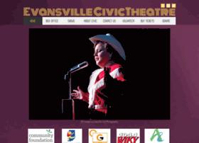 evansvillecivictheatre.org
