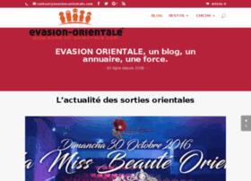 evasion-orientale.com