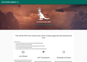 evedownunder.com