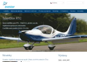 evektoraircraft.com