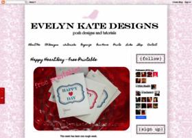 evelynkatedesigns.com