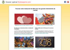 evenement.restoaparis.com