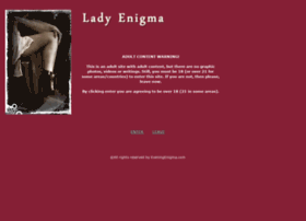 eveningenigma.com