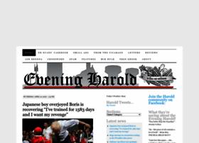 eveningharold.com
