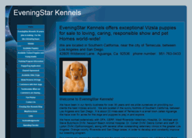 eveningstarkennels.com