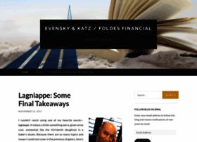 evenskykatzfoldesfinancial.wordpress.com