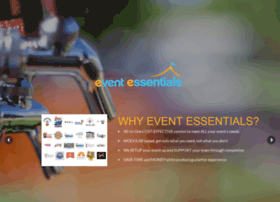 event-essentials.net