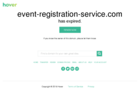 event-registration-service.com