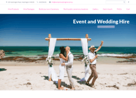 eventandweddinghire.com.au