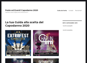 eventicapodanno.it