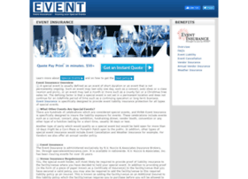 eventinsurances.com