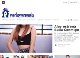 eventosvenezuela.com