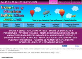 eventosyfiestasinfantiles.com.mx