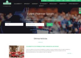 eventplannerspain.com