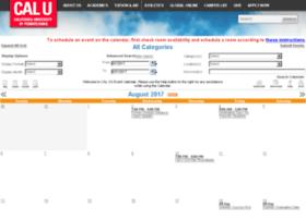 events-calendar.calu.edu