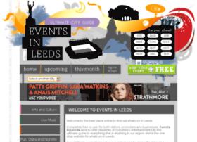 events-in-leeds.co.uk