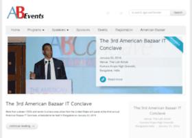 events.americanbazaaronline.com