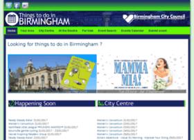 events.birmingham.gov.uk