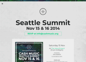 events.cashmusic.org