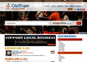 events.cityof.com