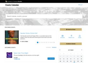 events.colorado.edu
