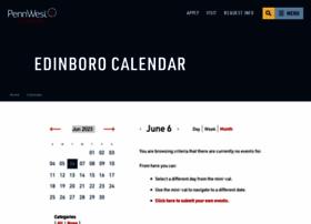 events.edinboro.edu