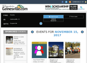 events.gainesville.com