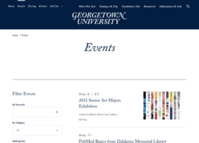 events.georgetown.edu