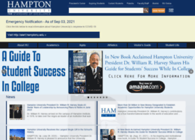 events.hamptonu.edu