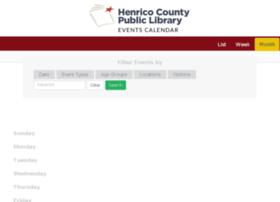 events.henricolibrary.org