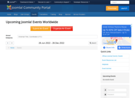 events.joomla.org