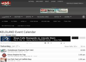 events.keloland.com