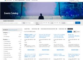 events.microsoft.com