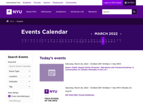 events.nyu.edu