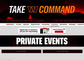 events.redskins.com