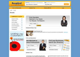 events.respond.com