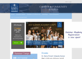 events.saintmarys.edu