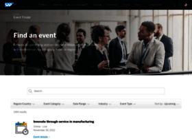 events.sap.com